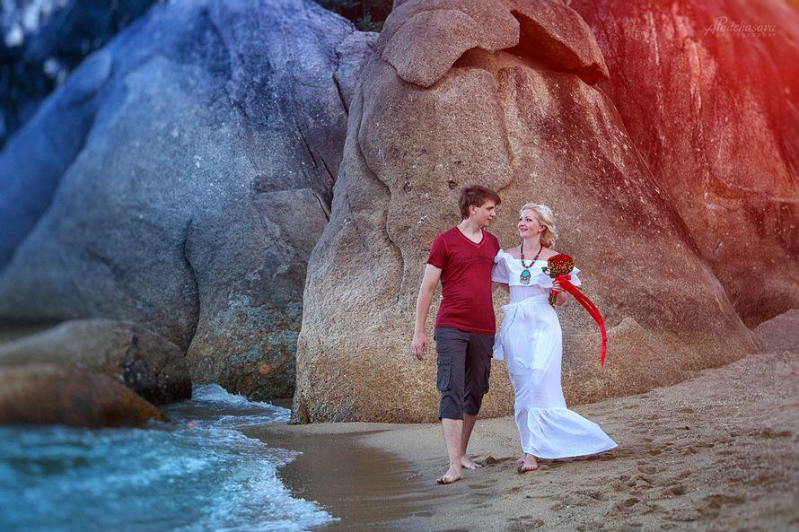 Свадебный фотограф на Сауми, Тайланд - фото 8973858 Фотограф Подчасова Анна на о. Самуи, Таиланд
