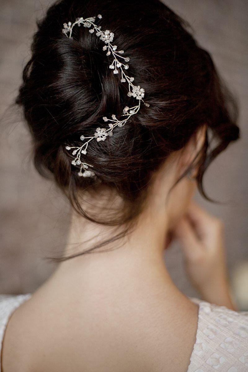 Прическа на короткие волосы - фото 17442898 Стилист Катя Мороз