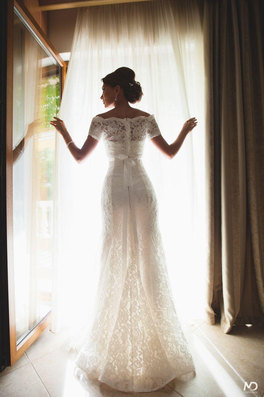 Осенняя невеста. Сентябрь 2015 - фото 8009952 Фотограф Дамианос Максимов