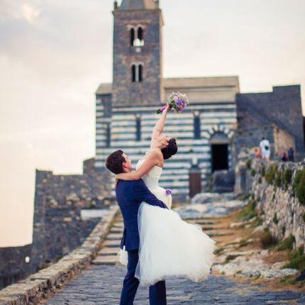 Организация выездной церемонии в Италии