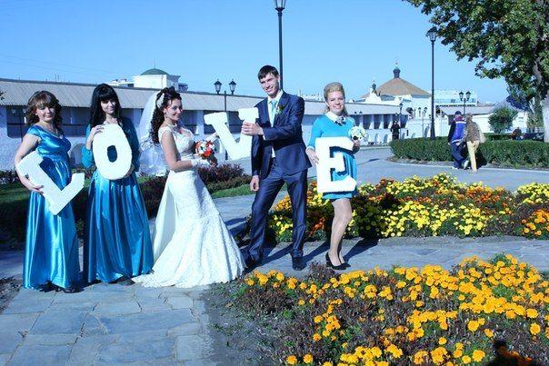 Фото 3626099 в коллекции Свадьбы - Арт Wedding ,свадебный декор