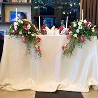Свадьба с каллами