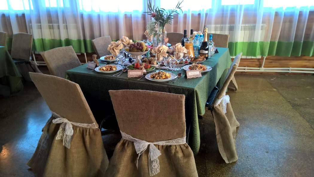 Свадьба в стиле рустик - фото 11926098 Студия декора Rizi