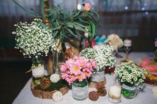 Свадьба в стиле рустик - фото 11926120 Студия декора Rizi