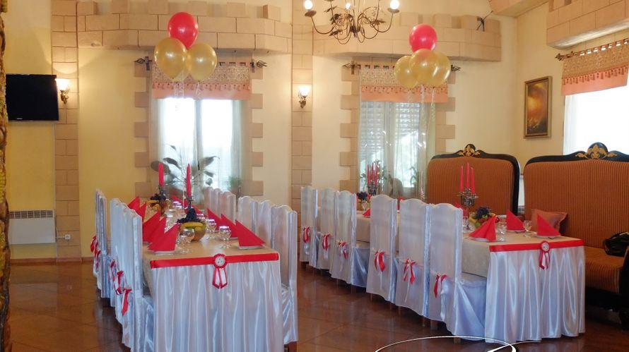 Фото 2838871 в коллекции Оформление гостевых столов - Студия свадебного декора Smile