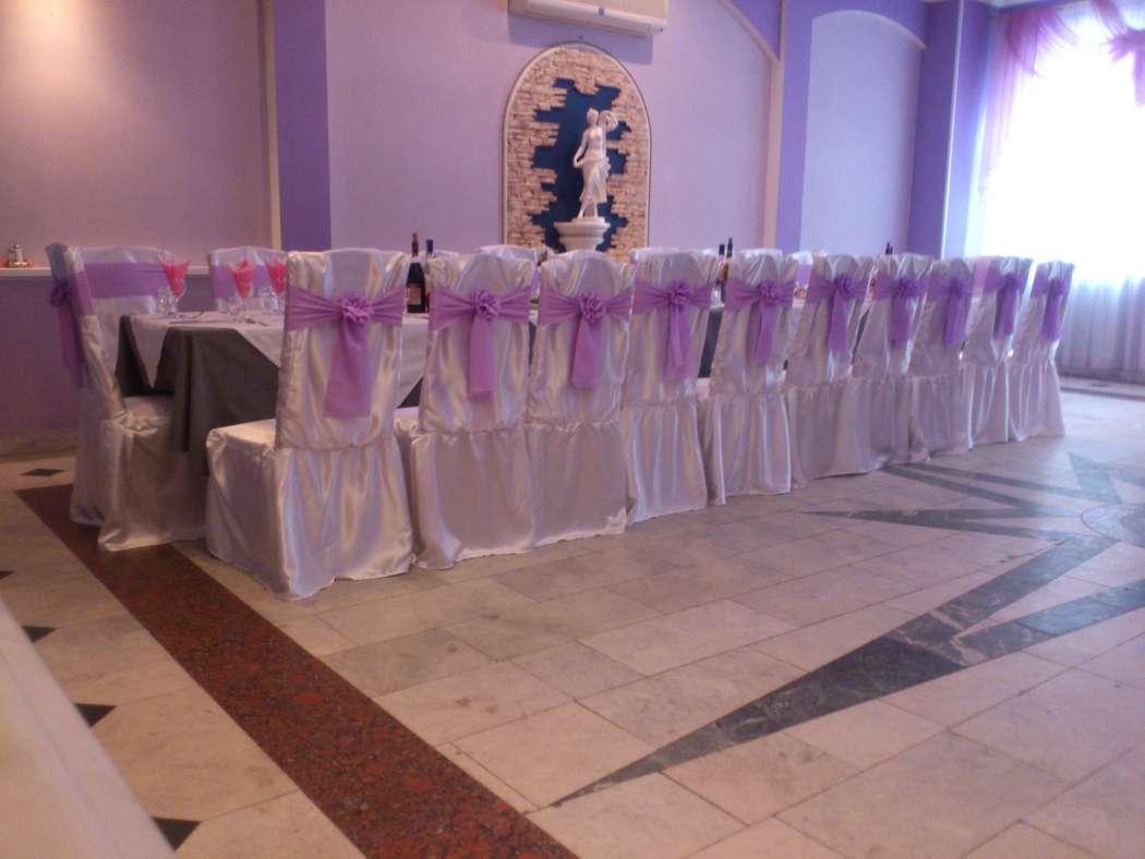 Фото 2839101 в коллекции Оформление стульчиков - Студия свадебного декора Smile