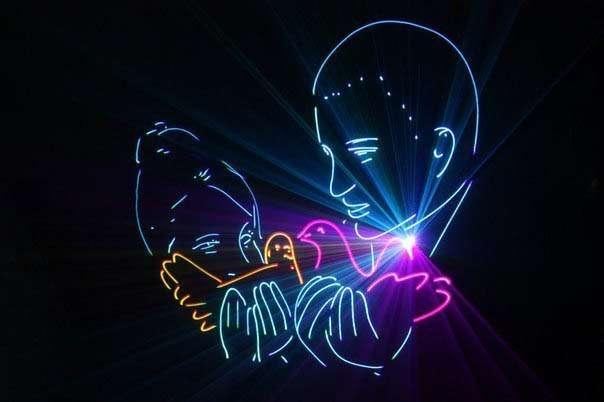 Фото 2845495 в коллекции Мои фотографии - Студия лазерного шоу LaserNight