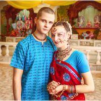Свадебная фотосъёмка свадьбы в ведической традиции Фотограф Андросов Сергей