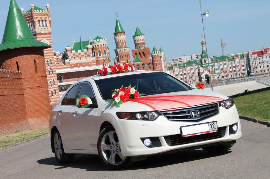 """Honda Accord - фото 2880435 Свадебное агентство """"Мир свадьбы"""""""