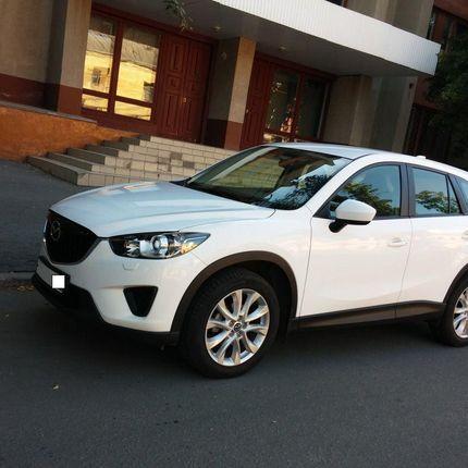 Аренда авто Mazda СХ-5, цена за 1 час