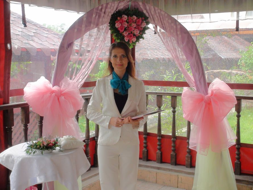 Ведущая Наталья Смирнова - фото 6740910 Ведущая и выездной регистратор Наталья Смирнова