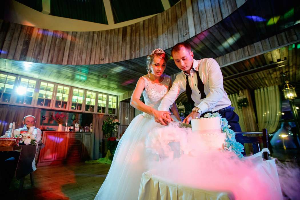 Роскошная свадьба Евгения и Ирины - фото 9593070 Ведущая Наталья Смирнова