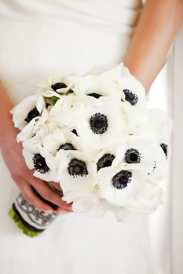 черно белые букеты фото создания папки