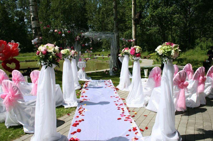 выездная регистрация - фото 2898375 Компания Троя - организация свадеб