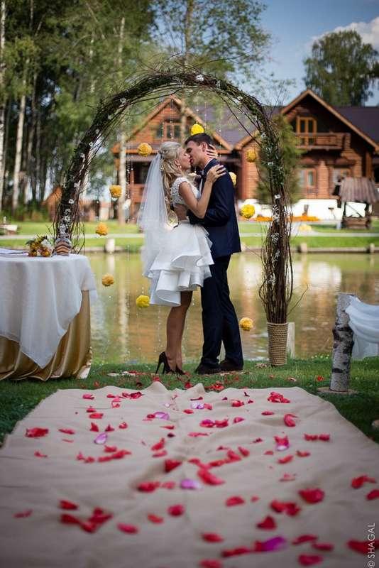 Фото 2898573 в коллекции оформление свадеб - Компания Троя - организация свадеб