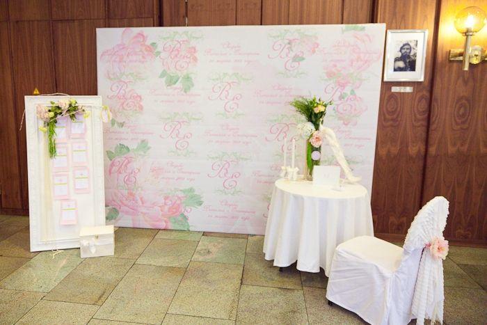 изготовление и монтаж press-wall - фото 3094319 Компания Троя - организация свадеб