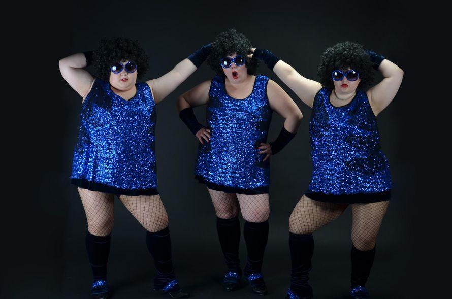 Танцующие толстушки фото #4