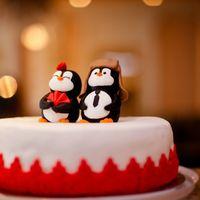 Наш символичный тортик