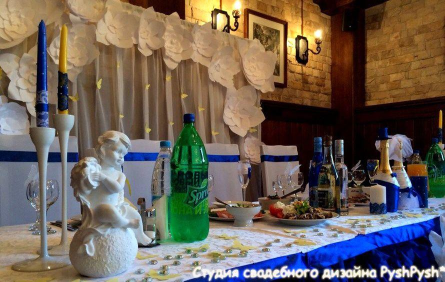 """Ресторан """"Завируха"""". Каминный зал. Силичи. - фото 2921183 Студия свадебного дизайна PyshPysh"""