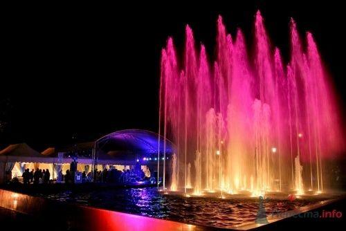 Светодинамический фонтан - фото 18758 Культурно-зрелищный комплекс Останкино