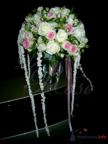 """Фото 17837 в коллекции Свадебные букеты, аксессуары - Галерея цветов """"L'Rose"""""""