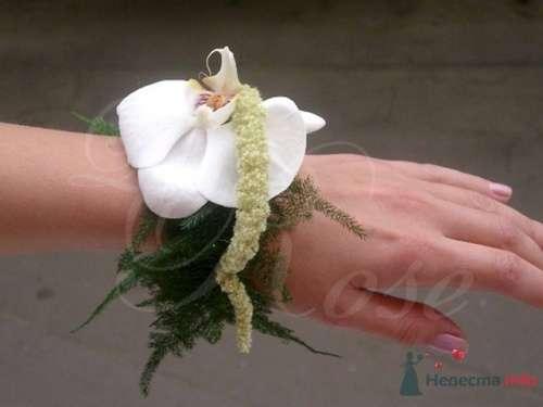 """Фото 17855 в коллекции Свадебные букеты, аксессуары - Галерея цветов """"L'Rose"""""""