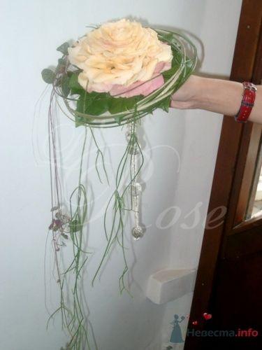 """Фото 17856 в коллекции Свадебные букеты, аксессуары - Галерея цветов """"L'Rose"""""""