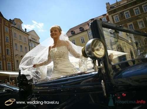 Фото 18088 в коллекции Свадьбы в Чехии - Невеста01