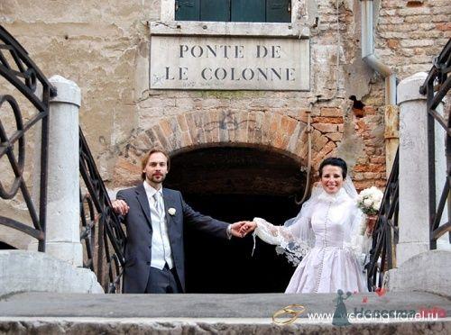 Фото 18100 в коллекции Свадьбы в Италии - Невеста01