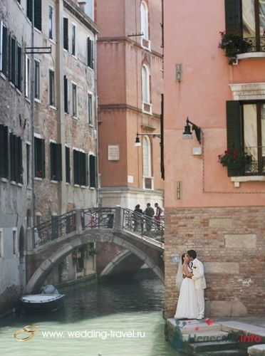 Фото 18102 в коллекции Свадьбы в Италии - Невеста01
