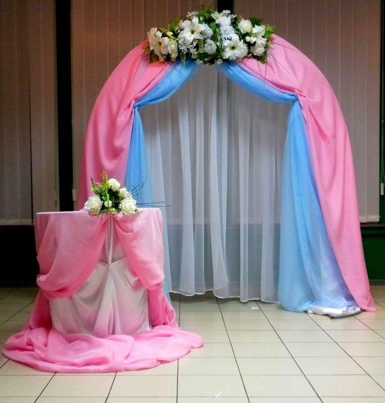 Арка для выездной церемонии  - фото 2926121 Крымпраздник - организация свадьбы