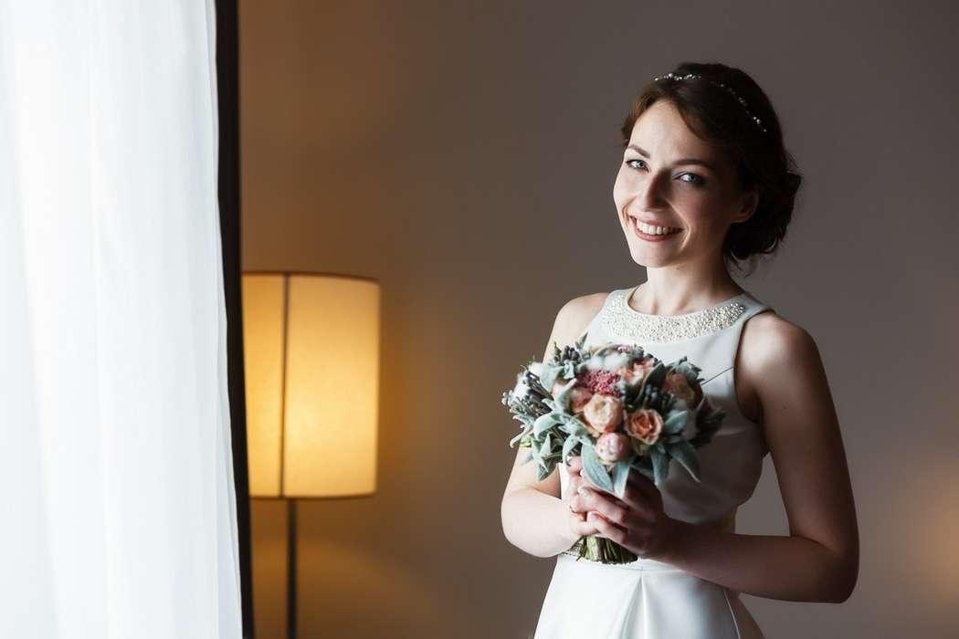 Фото 8601320 в коллекции Классическая свадьба в постельных тонах - Организация и оформление свадьбы Sweet Day