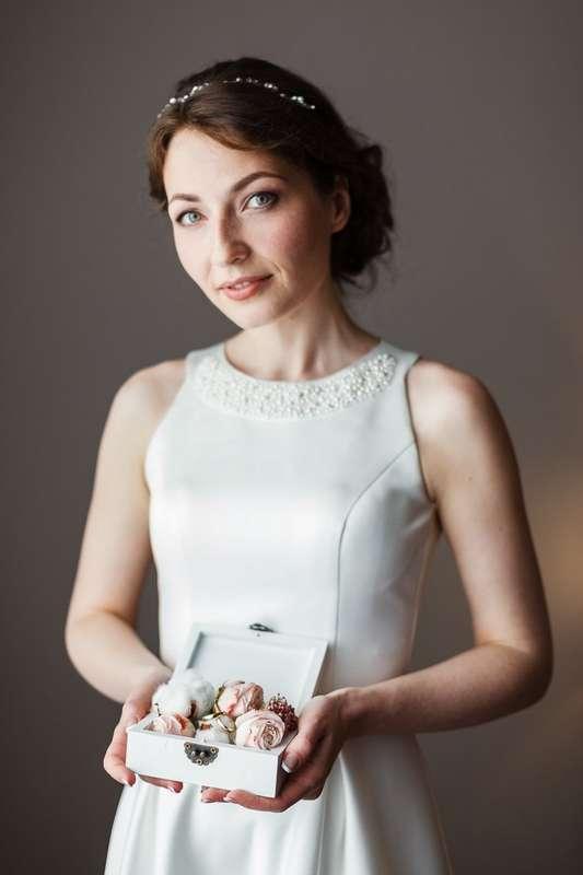 Фото 8601344 в коллекции Классическая свадьба в постельных тонах - Организация и оформление свадьбы Sweet Day