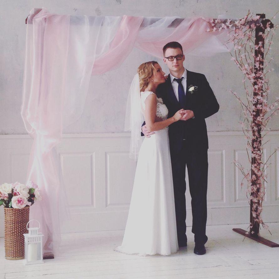 Фото 10726966 в коллекции Оформление фотозон - Организация и оформление свадьбы Sweet Day