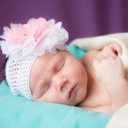 Фотосессия новорождённых 2 часа