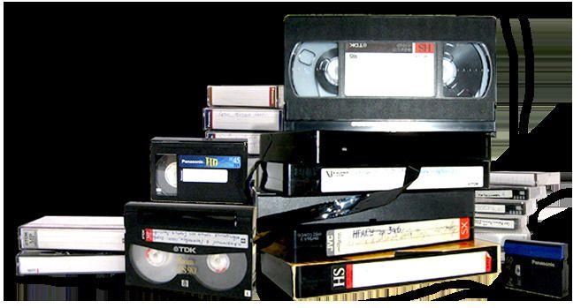 Оцифровка видеокассет, 1 час