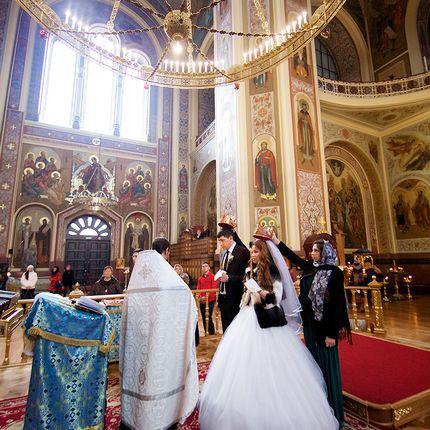 Фотосъёмка венчания 1 час
