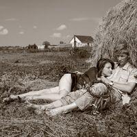 Андрей и Оля 2011. Нелжа.