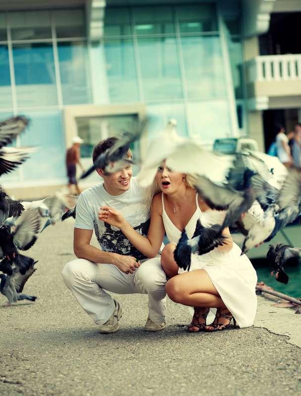 Алексей и Лера. Сочи 2010. - фото 2966141 Фотограф Якушев Николай