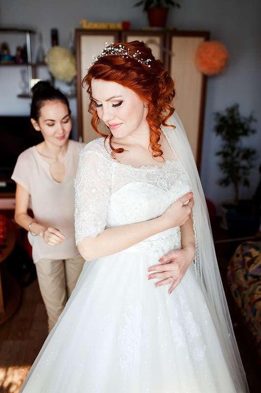 Фото 12659942 в коллекции Макияж невест - Визажист Марина Чичинина