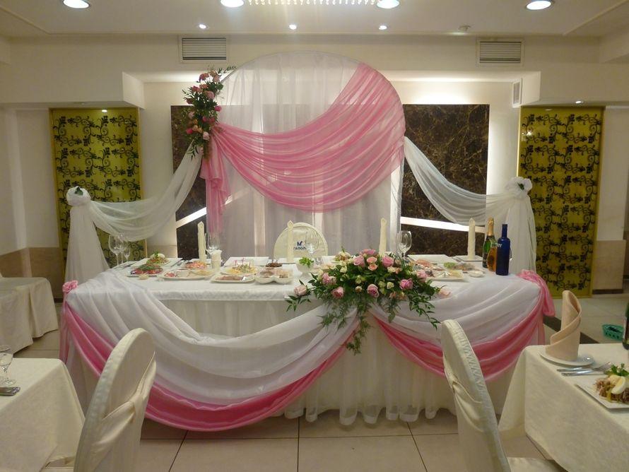 """Бело-розовая свадьба - фото 4391553 """"Радуга чудес"""" -  оформление свадьбы"""