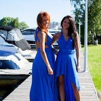 Подружки невесты и яхты