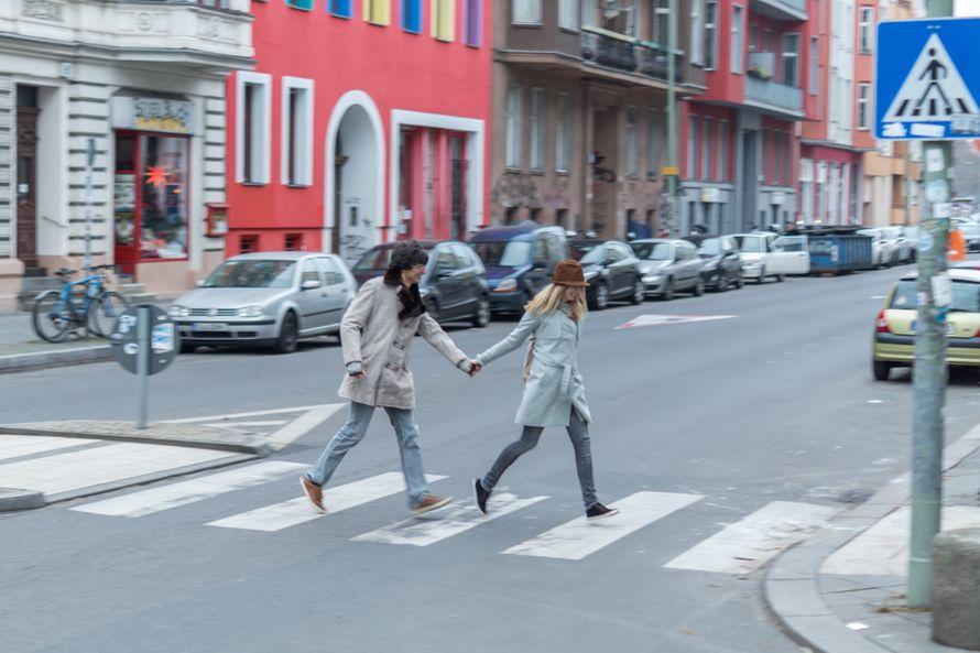 Love Story: Lost in the City - фото 3733097 Ichbinfotografin - фотосъёмка в Берлине