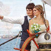 лазурная свадьба