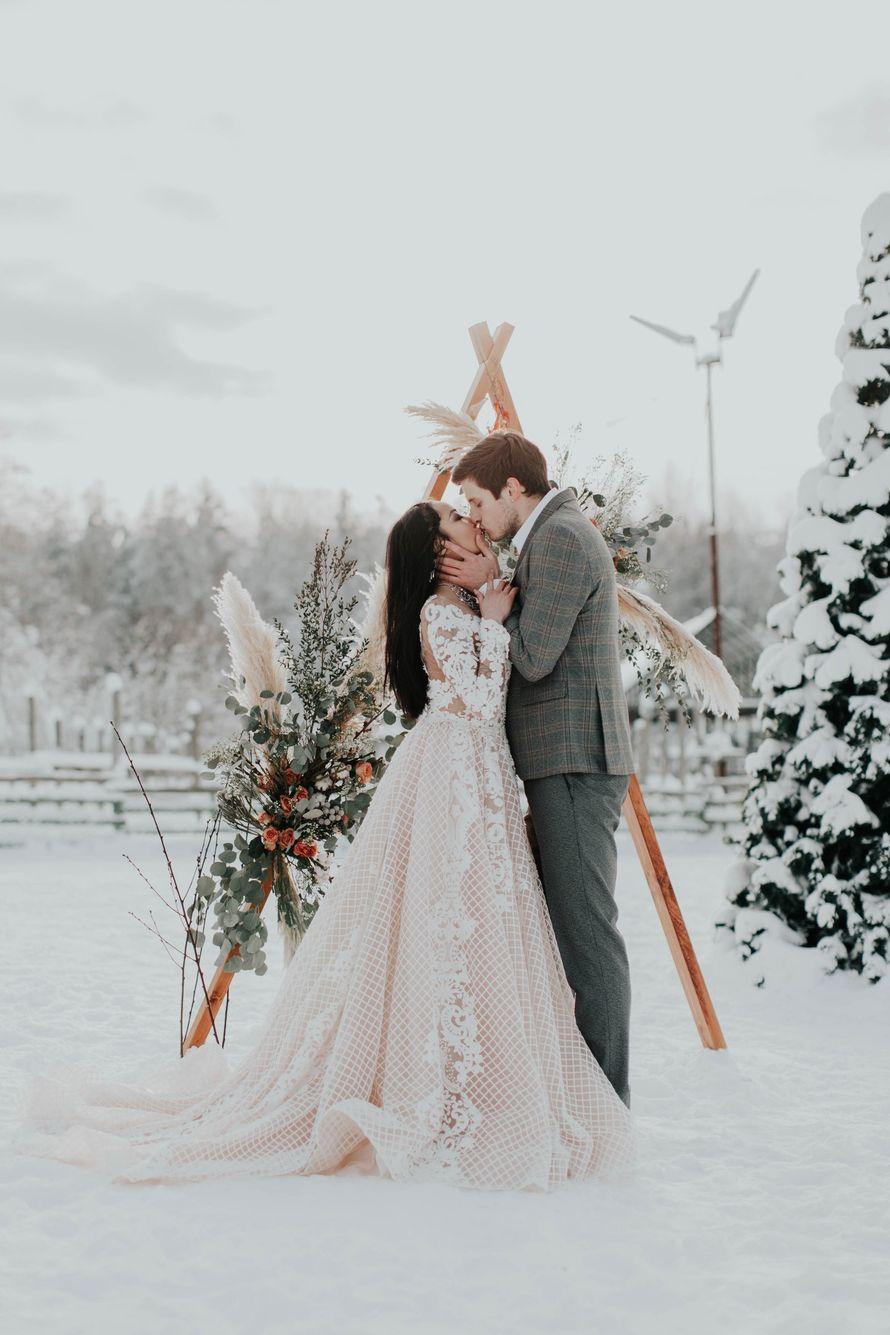 Фото 17045664 в коллекции Фотопроект Northren Wedding - Студия декора и флористики Page of love