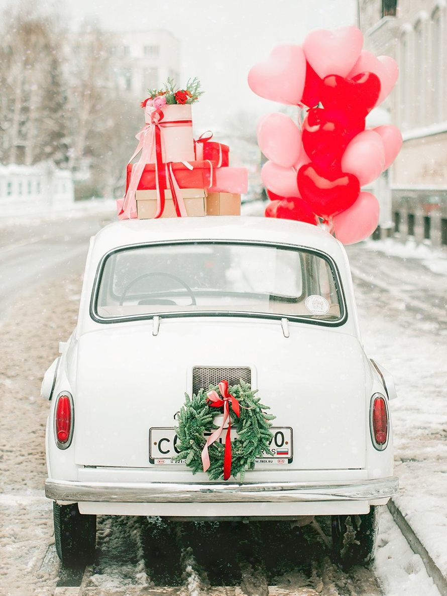 Фото 17045734 в коллекции Love & Retro car - Студия декора и флористики Page of love
