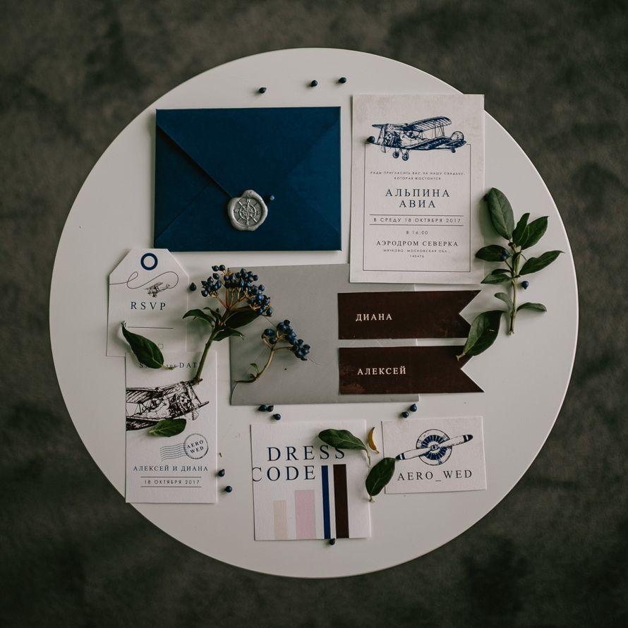 Фото 17045878 в коллекции Фотопроект Aero Wedding - Студия декора и флористики Page of love