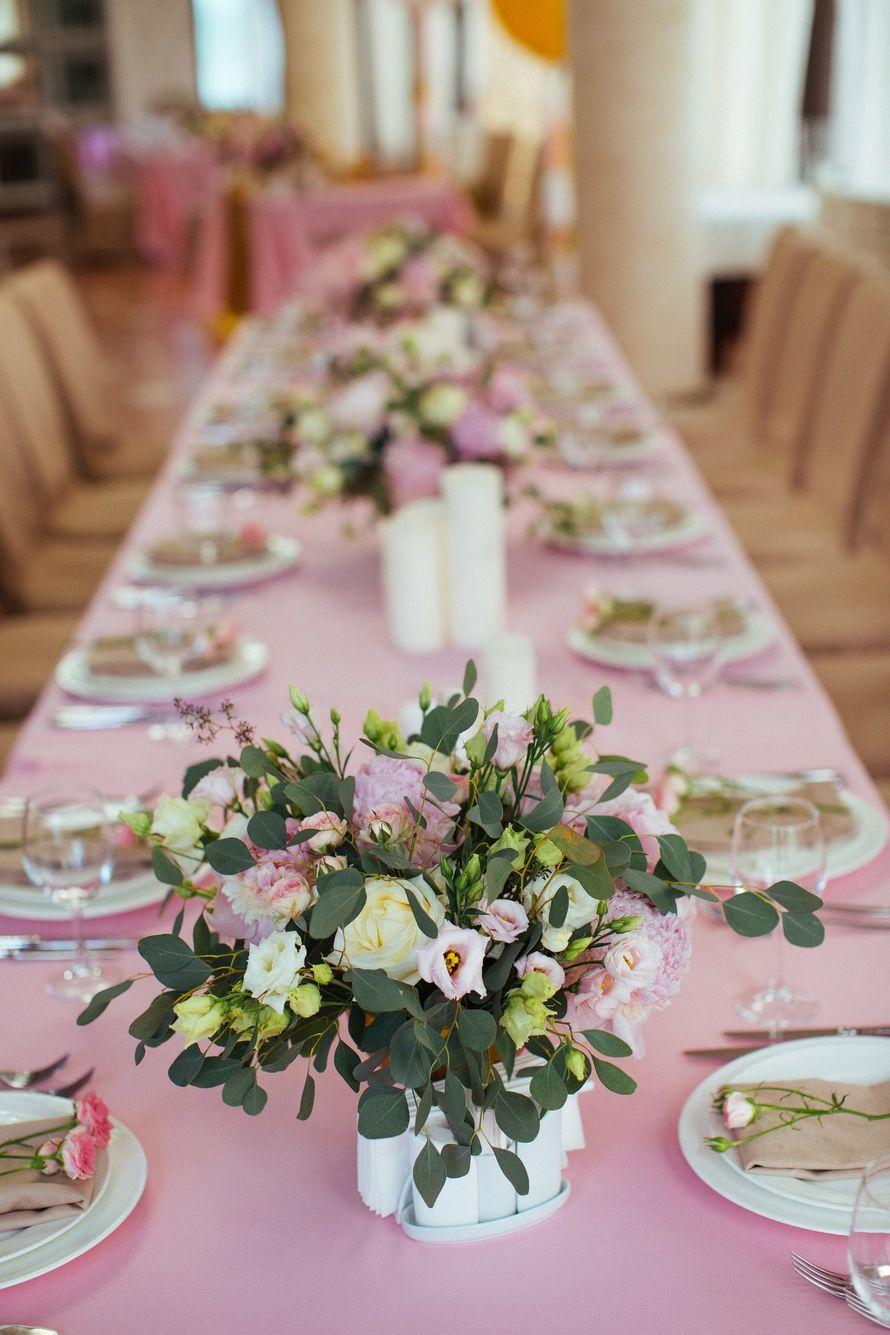 """Фото 17046034 в коллекции Свадьба Александра и Екатерины """"Rose & Gold"""" 15.07.15 - Студия декора и флористики Page of love"""
