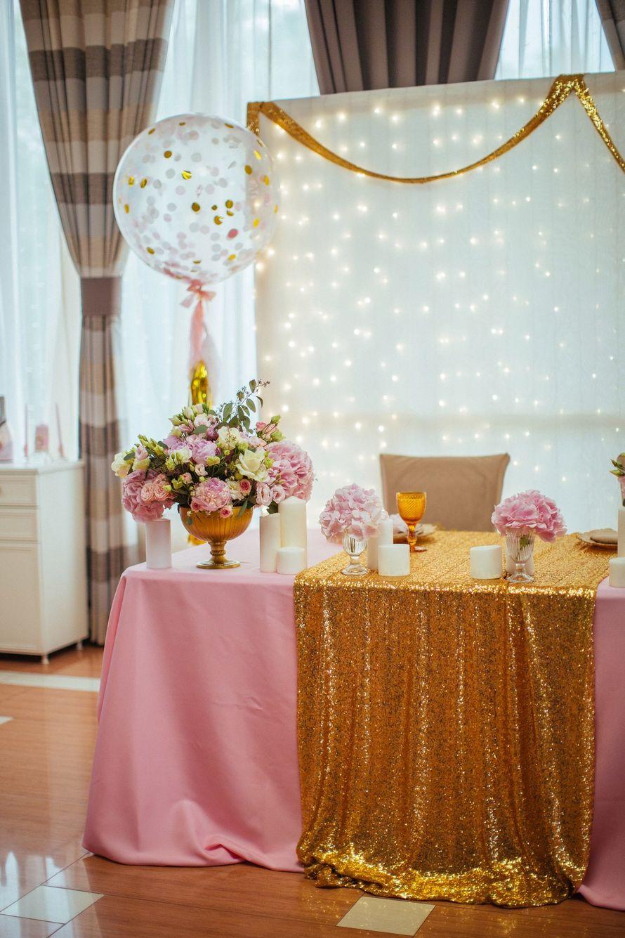 """Фото 17046048 в коллекции Свадьба Александра и Екатерины """"Rose & Gold"""" 15.07.15 - Студия декора и флористики Page of love"""