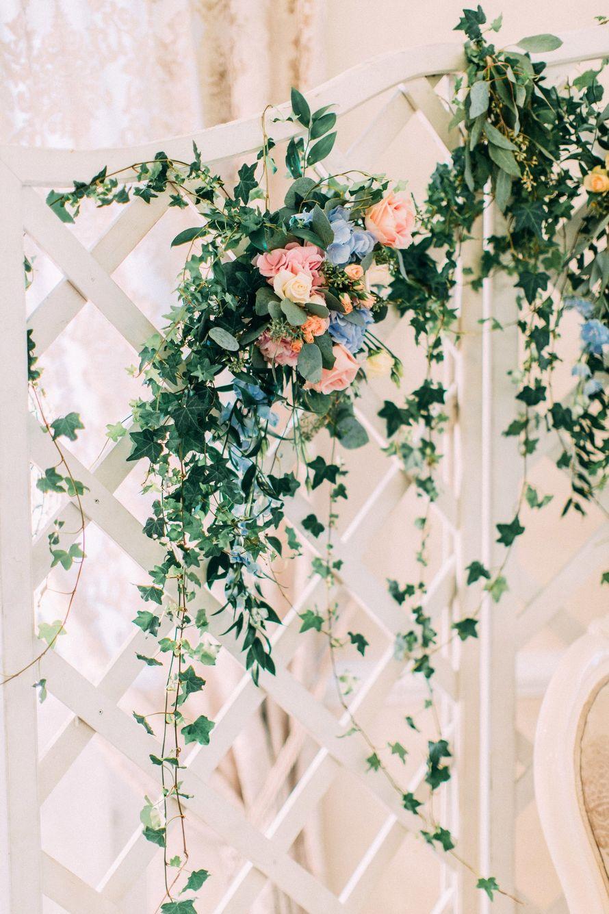 Фото 17046318 в коллекции Свадьба Александра и Натальи 10.09.17 - Студия декора и флористики Page of love